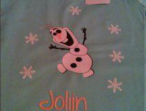 Olaf van Frozen